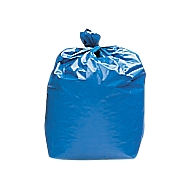 Sacs poubelle en polyéthylène, 45 mµ, 120 litres, 250 pièces