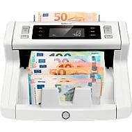 Safescan 2265 Banknotenzähler mit Wertzählung, bis 1.200 Noten/min., Additions- & Bündelfunktion
