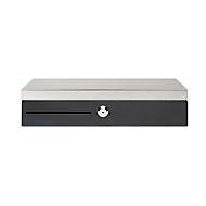 Safescan Kassenlade HD-4617, schwarz, 8 Münzfächer, 8 Geldscheinfächer