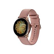 Samsung Galaxy Watch Active 2 - Gold, Edelstahl - intelligente Uhr mit Band - rosa - 4 GB - nicht angegeben
