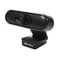 Sandberg USB Webcam 1080P HD - Web-Kamera