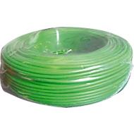 Santec Video-/Koaxial-Kabel, 100 m lang, Widerstand 3,7, Leistungsquerschnitt 0,6 mm
