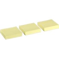 SCHÄFER SHOP notes repositionnables, 50 x 40 mm, 3 x 100 feuillets