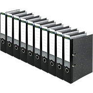 SCHÄFER SHOP ordner, A4, rugbreedte 80 mm, 10 stuks