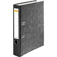 SCHÄFER SHOP Ordner, DIN A4, Rückenbreite 50 mm, schwarz