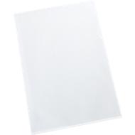 SCHÄFER SHOP Sichthülle, DIN A4, genarbt, 0,12 mm Stärke, 100 Stück