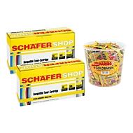 Schäfer Shop toner identiek aan TK-170, zwart + GRATIS HARIBO goudberen, minizakje GRATIS