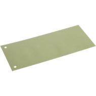 SCHÄFER SHOP Trennstreifen, Karton, 100 Stück, grün