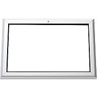 Schaukasten, Rückwand weiß, 800 x 545 mm