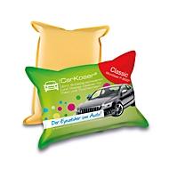 Scheibenschwamm und Display Cleaner 2 in 1 CarKoser®, Microfaser und Kunstleder
