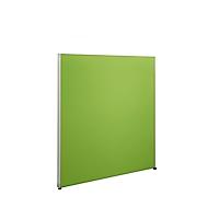 Scheidingswand sys 50, 1200 x 1200 mm, groen