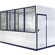 Schiebefenster für mobile Räume (Innenaufstellung)