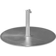 Schirmständer Eisenplatte