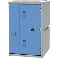 Schließfach BLOXZ 610 mm blau