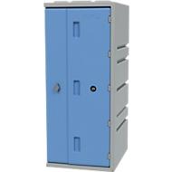 Schließfach BLOXZ 910 mm blau