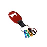 Schlüsselanhänger, Rot, Standard