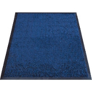 Schmutzfangmatte Karaat, High-Twist-Nylon, 600 x 850 mm, blau