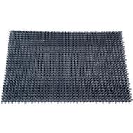 Schmutzfangmatte Step In, aus Polyethylen, für Innen und Außen, 570 x 860 mm, dunkelgrau