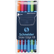 Schneider Balpen Slider Edge XB, per set van 6