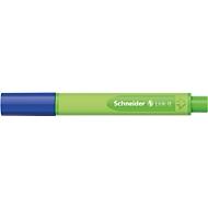 Schneider Fineliner Link-It, blau 0,4 mm, 10 Stück