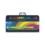 Schneider Fineliner Link-It box, 0,4 mm, diverse kleuren, 16 st.