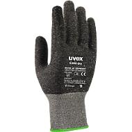 Schnittschutzhandschuhe uvex C300 dry, Bambus-Viskose/Glas, Klasse 3/C, EN 388:2016 XX4XC, 10 Paar, Gr. 10
