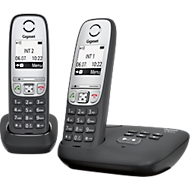 Schnurlostelefon Gigaset A415A Duo