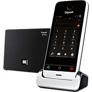 Schnurlostelefon Gigaset SL910A, mit Anrufbeantworter
