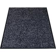 Schoonloopmat, 600 x 900 mm, grijs
