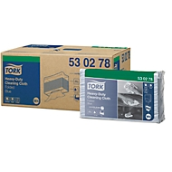 Schoonmaakdoek TORK® Premium 530, blauw