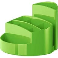 Schreibtisch-Köcher RONDO, grün