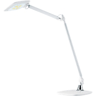 Schreibtisch-Lampe LED E-Motion, mit Sensorschaltung, 3 Farbtemp., weiß