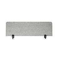 Schreibtischaufsatz Akustik to go 3000 silent.desk, solo, B 1800 x H 500 mm, Absorberklasse C
