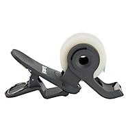Scotch® Abroller Clip'n Twist C19-Clip-CG, für Rollen L 33 m x B 19 mm, inkl. 1 Rolle Scotch® Magic™ Klebeband, d.grau