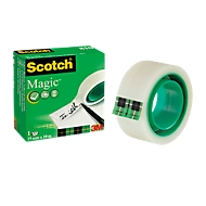 Scotch® Magic plakband, 19 mm x 10 m