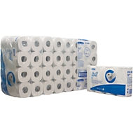 SCOTT toiletpapier 350, 2-laags, 64 rollen