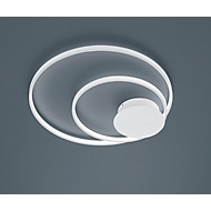 SEDONA led plafondlamp, dimbaar, Ø 600 mm, wit