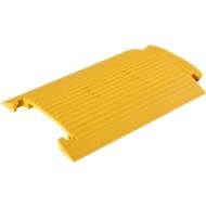 Serpa Kabelbrücke SafetyCover, modulares System, höchste Stabilität, 3er-Set,gelb/schwarz/gelb