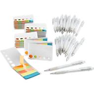 SET Notiz, 500-teilig, inkl. 1-farbigem Werbedruck & allen Grundkosten