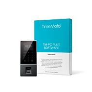 Set: TimeMoto Zeiterfassung TM-626 Komplettpaket + Erweiterungssoftware TimeMoto PC-Software Plus