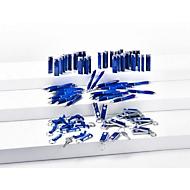 SET Travel, 401teilig, blau, inklusive einfarbigem Werbedruck