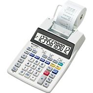 Sharp Tischrechner EL-1750 V, 12-stellige LCD-Anzeige