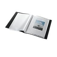 Sichtbuch mit Vortasche, für DIN A4, 20 Hüllen