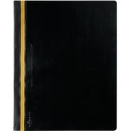 Sichthefter DURABIND®, für DIN A4,  schwarz