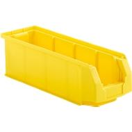 Sichtlagerkasten LF 511, Kunststoff, 7,6 l, gelb