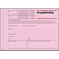 sigel® Ausgabebeleg AG615, DIN A6, 50 Blatt, rosa
