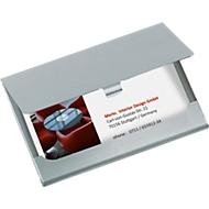 sigel® étui à cartes de visite 91 x 58 mm, pièce