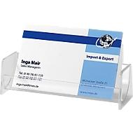 sigel® houder voor visitekaartjes, stuk