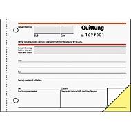 sigel® Quittung SD120 für Kleinunternehmer, ohne MWSt-Ausweis, fortlfd. Nummer