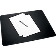 SIGEL Schreibunterlage eyestyle, B 600 x T 450 mm, Kunstleder, dunkelgrau